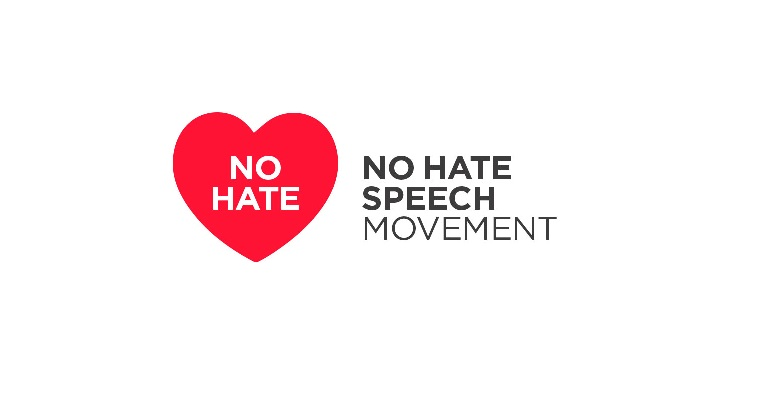Call for POSTERS: No hate speech= less hate crimes!