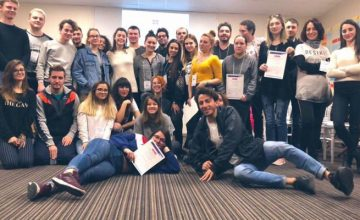 """No Hate Speech Movement Never Ends: A training course """"Virtual Action for Human Rights Education"""" was held in Istanbul, Turkey on 5-11 February 2019 by Youth Work Association"""