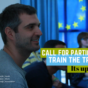 """Call for Participants from Turkey: Train the trainers: """"Its up to me 7"""""""