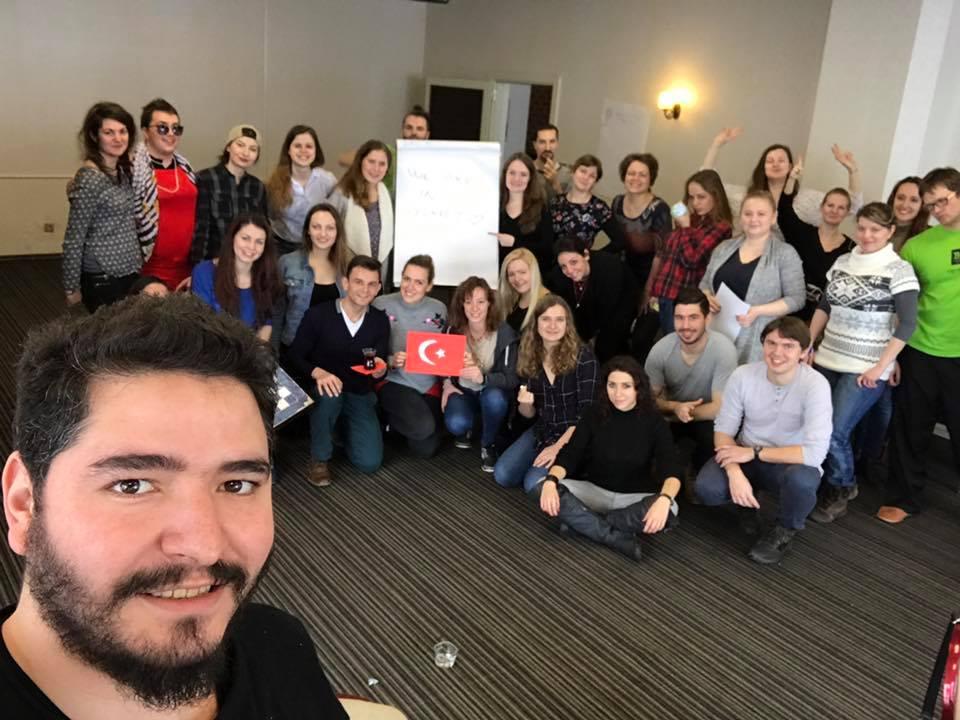 Erasmus+ Kapsamında Çatışma Yönetimi Eğitimi