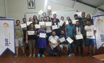 Ücretsiz Erasmus+ Gençlik Programları Proje Yazma Eğitimi Gerçekleştirildi