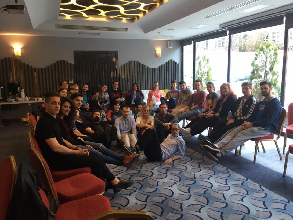 Ankara'da Şiddetsiz İletişim üzerine Uluslararası Eğitmen Eğitimi