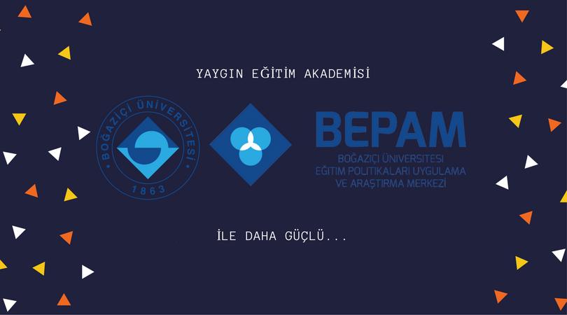 Boğaziçi Üniversitesi Yaygın Eğitim Akademisi'nin Ortaklar Arasında!