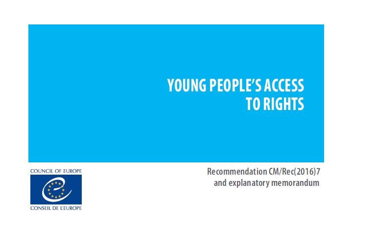Gençlerin Haklarına Erişimi Semineri [Avrupa Konseyi]