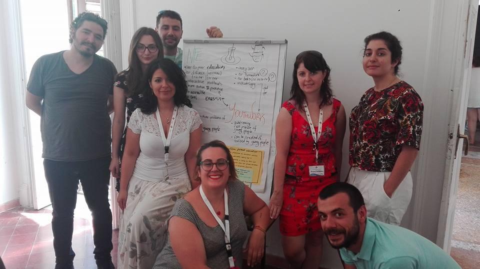 Güney Avrupa Üniversitesi – Hazırlık Toplantısı [Palermo, İtalya]