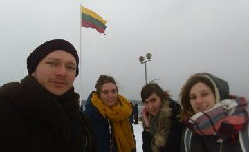 Turgay'ı 6 Aylığına Litvanya'ya uğurladık :)