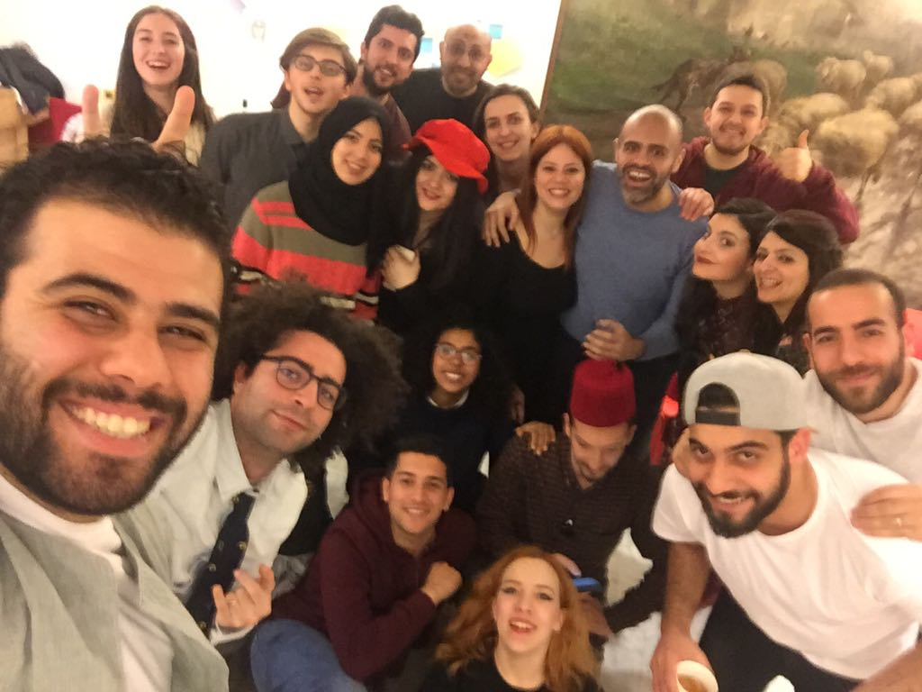Nefretsiz Alan Yapıcılar: EuroMed Ülkelerinde Nefret Söylemi ile Mücadele Eğitimi – Belçika