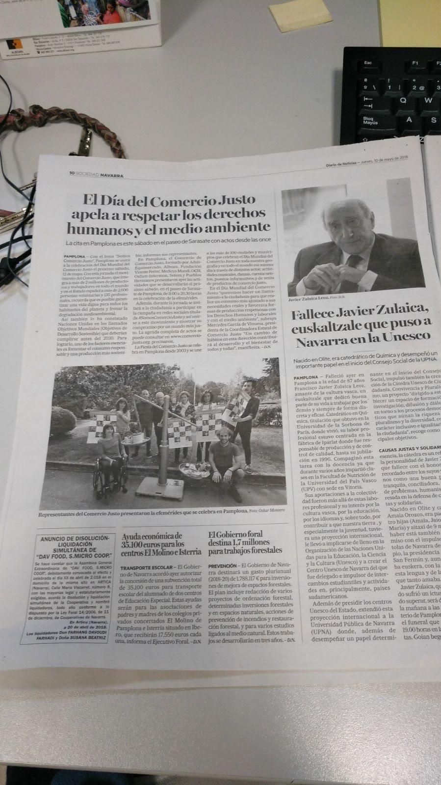 Çınar'ın İspanya'da AGH Deneyimi
