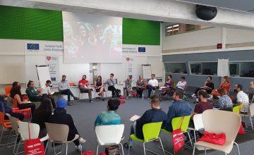 """Avrupa Konseyi ile ortak düzenlenen çalışma oturumu """"Making CANs"""" Fransa'da gerçekleştirildi"""
