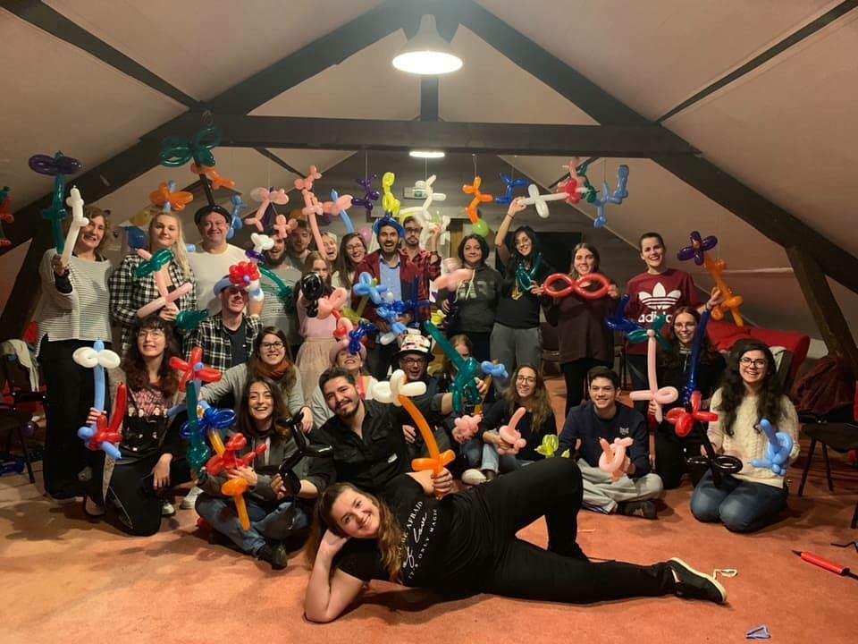 Belçika'da Animasyon Teknikleri Üzerine Erasmus+ Eğitim Kursu
