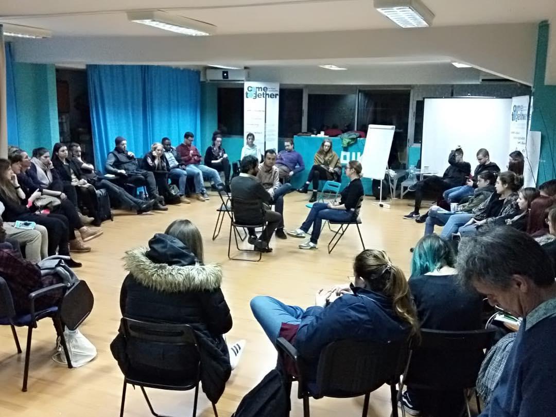 Yunanistan'da Ortaklık Kurma Semineri