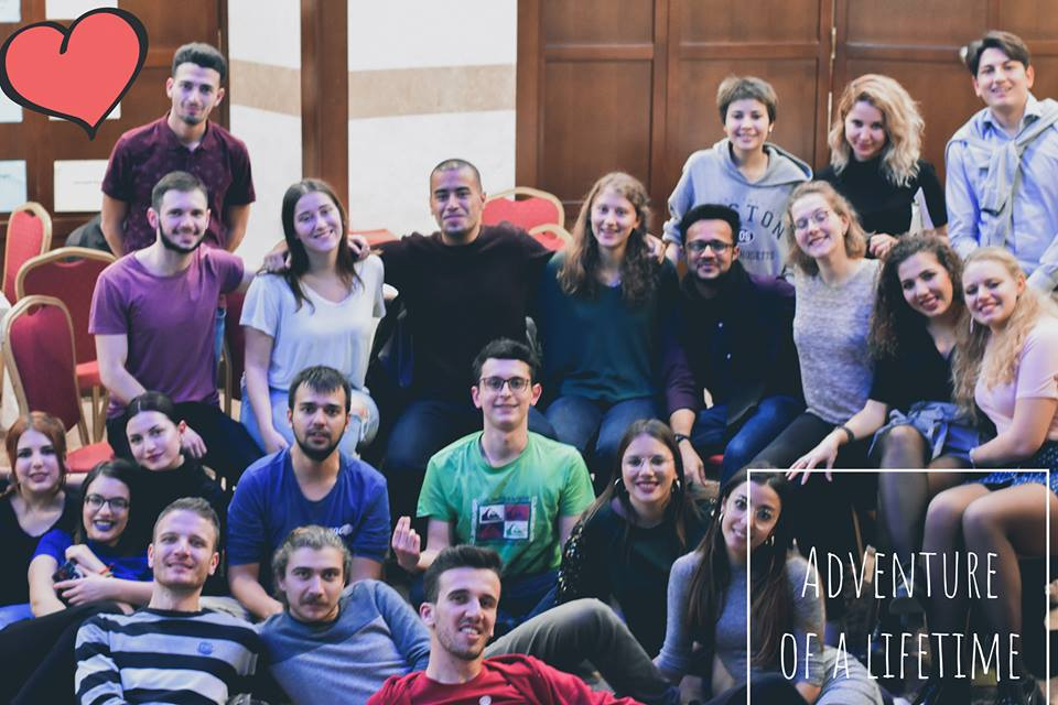 Yunanistan'da Mülteci Konulu Erasmus+ Gençlik Değişimi