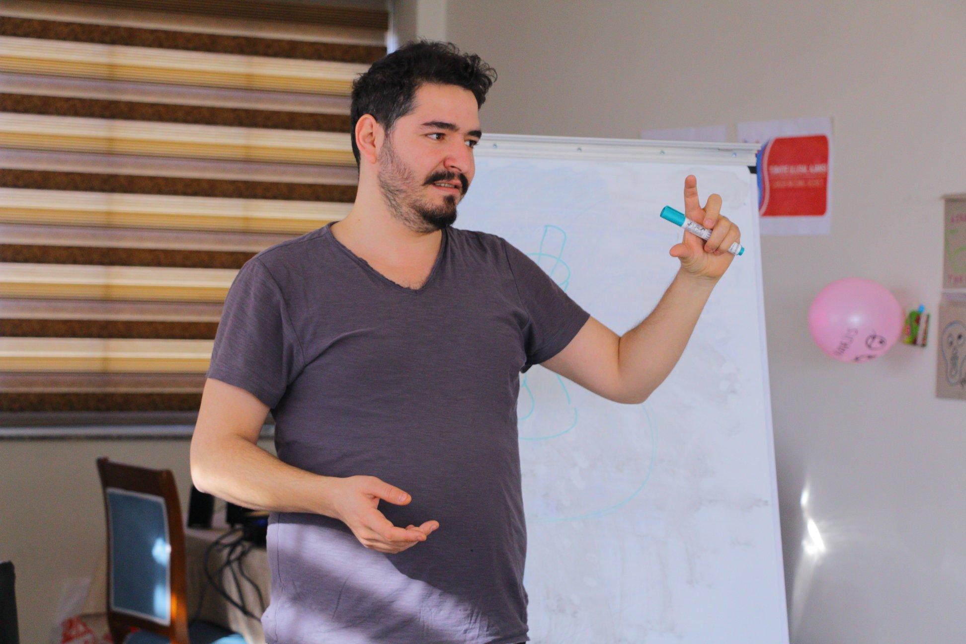 Gaziantep'te AGH ve Dahil Etme Konulu Erasmus+ Eğitim Kursu