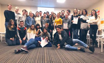 Erasmus+ İnsan Hakları Eğitimi Gerçekleştirildi