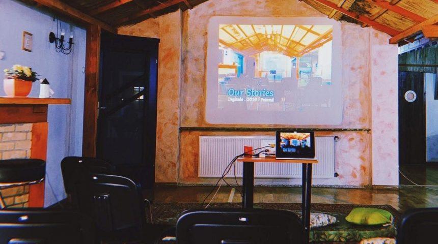 Polonya'da Dijital Hikaye Anlatıcılığı Üzerine Eğitim Kursu
