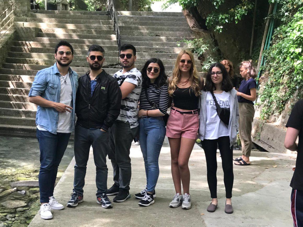 Yunanistan'da Çevre Konulu Erasmus+ Gençlik Değişimi Programı Gerçekleştirildi
