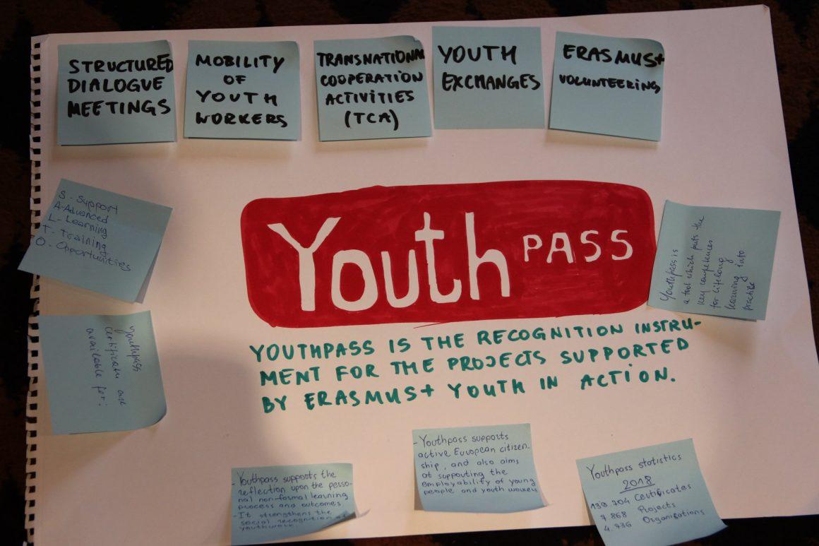 Gaziantep'te Youthpass Üzerine Uluslararası Erasmus+ Eğitim Kursu