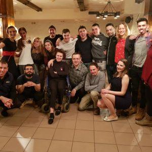 Letonya'da İnsan Hakları ve Mültecilerle İlgili Eğitim Kursu