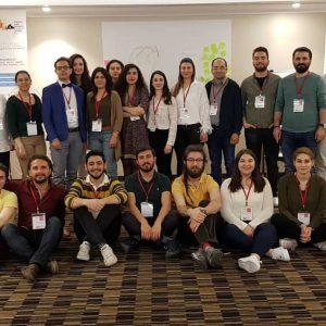 Ulusal Sosyal Sorumluluk Projeleri Kongresi 5 Ankara'da Düzenlendi